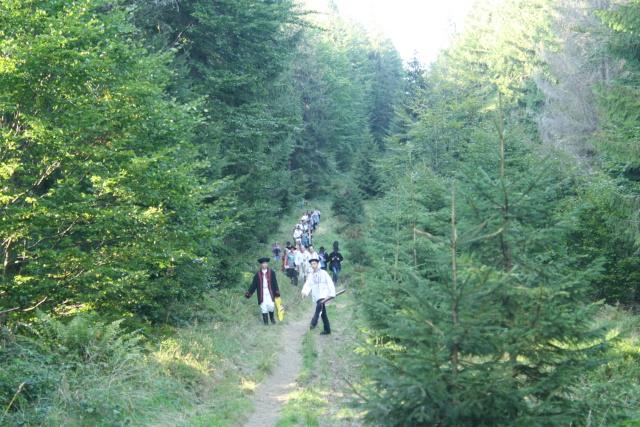 2158 cestou zo severneho polu slovenska