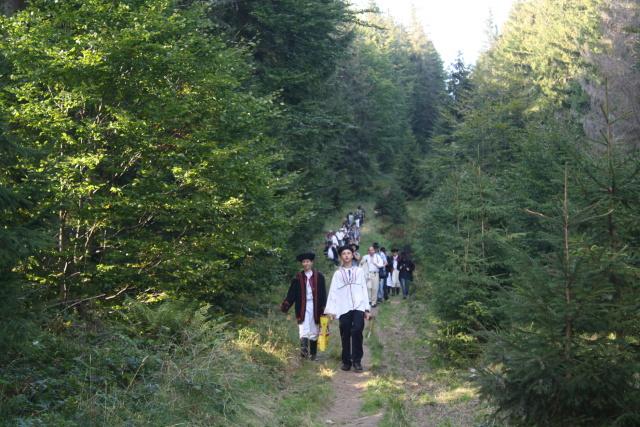 2159 cestou zo severneho polu slovenska